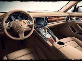 Porsche Panamera dalimis. ! tik naujos