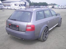 Audi A6 Allroad dalimis. Audi a6 allroad (c5)