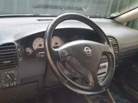 Opel Zafira. Europa.sveiki airbag.rida