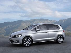 Volkswagen Golf Plus. Naujų orginalių detalių