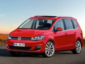 Volkswagen Touran. Naujų orginalių detalių