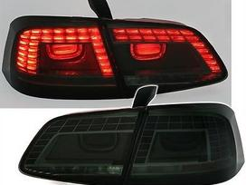 Volkswagen Passat. Nauji tuning galiniai