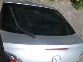 Mazda 6. Originalios europines devetos kebulu