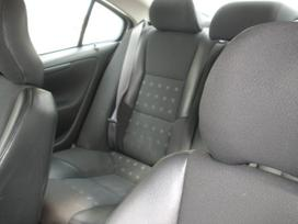 Volvo S60. Pravaziavusi 98000mil salonas