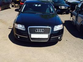 Audi A6 dalimis. Naujai ardoma audi a6 2.7l