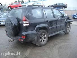 Toyota Land Cruiser dalimis. доставка бу