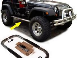 Jeep Wrangler. Naujos tuning dalys.priekinis