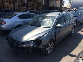 Volkswagen Passat. Vw passat b7 2.0tdi