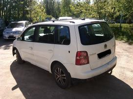 Volkswagen Touran dalimis. Europa,webasto,7