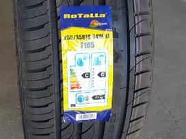 Rotalla F105, Akcija, vasarinės 255/35 R18