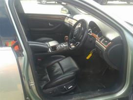 Audi A8 dalimis. Audi a8 4,0l tdi is anglijos