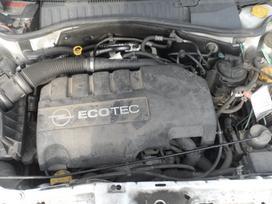 Opel Combo dalimis. Yra iranga maisto