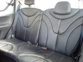 Toyota Aygo. D4d dyzelinis variklis, odinis