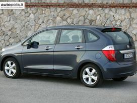 Honda Fr-v. Naudotu ir nauju japonisku