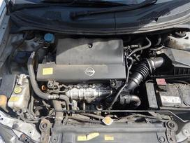 Nissan Primera dalimis. Europa r17 lieti