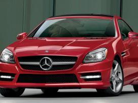 Mercedes-benz Slk klasė. ! tik naujos