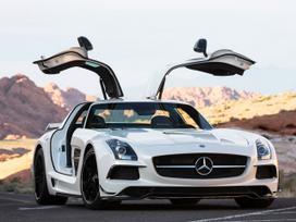 Mercedes-benz Sls Amg. ! tik naujos