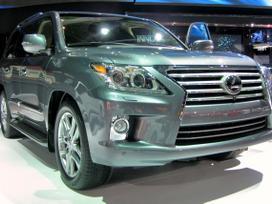 Lexus Lx klasė. ! naujos originalios dalys