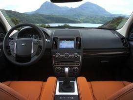 Land Rover Freelander. ! naujos
