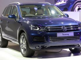 Volkswagen Touareg. ! tik naujos