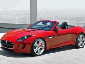 Jaguar F-type. ! naujos originalios dalys