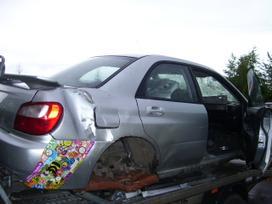 Subaru Impreza Wrx. Dalis siunciu,