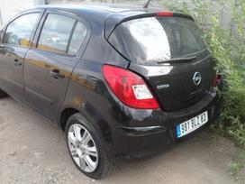 Opel Corsa dalimis. Opel corsa 1.3 dyzel