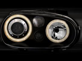 Volkswagen Golf. Tuning dalys.r32 priekiniai