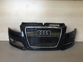 Audi A3. Kapotai bamperiai xenon žibintai