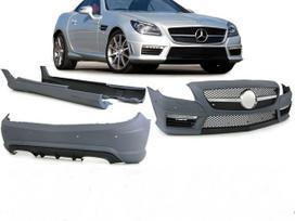 Mercedes-benz Slk klasė. Amg 55 komplektas