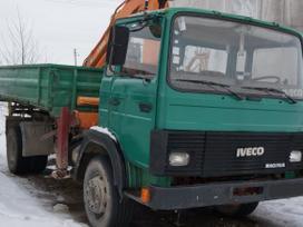 Iveco Magirus Eurotech Dailly Turboz sunkvežimiai