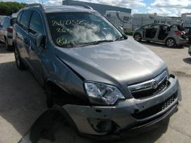Opel Antara. Angliskas automobilis