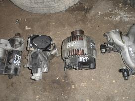 Volkswagen Passat. Dalys nuo variklio