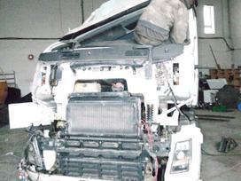 Volvo Fh 4x2 Globet balta D13a 324, vilkikai