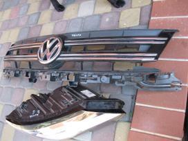 Volkswagen Tiguan. - buferiai, - zibintas