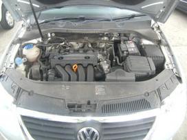 Volkswagen Passat dalimis. Automobilis mažos