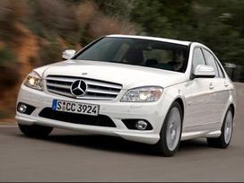 Mercedes-benz C klasė. Naujų orginalių