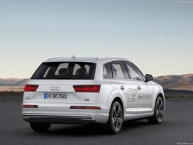 Audi Q7. Naujų originalių automobilių detalių
