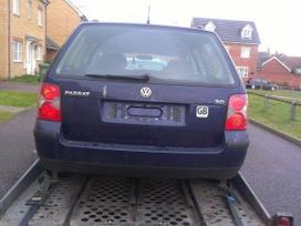 Volkswagen Passat. Turiu 2.0 benz ir 1.8t