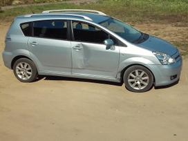 Toyota Corolla Verso dalimis. Anglas , ragai