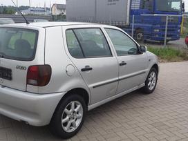 Volkswagen Polo. Naudotos automobiliu dalys