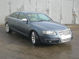 Audi A6 dalimis. Naujai ardomas automobilis,