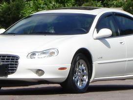 Chrysler Concorde dalimis. Visas priekis