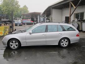 Mercedes-benz E klasė. Specializuota mercedes