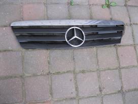 Mercedes-benz A klasė. . buferiai- sparnas