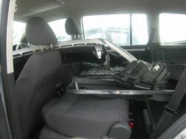 Volkswagen Touran. Angliskas automobilis
