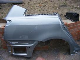 Toyota Avensis. gal. bamperis-