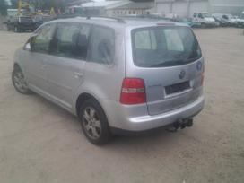 Volkswagen Touran. Bkd, bkp