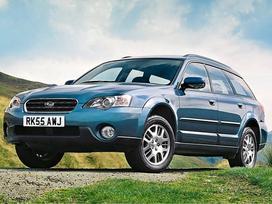 Subaru Outback. Naudotu ir nauju japonisku