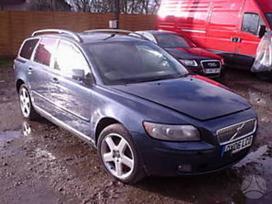 Volvo V50. 2004-2011modinis salonasbenzinas